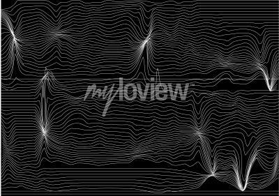 Fototapete Vibration