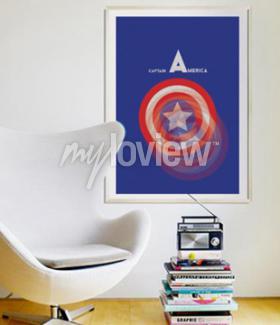 Fototapete Captain America