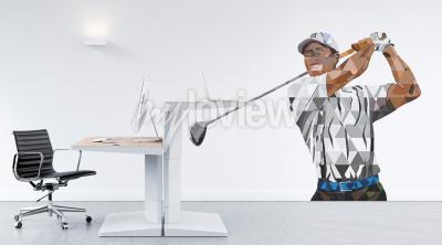Fototapete Tiger Woods