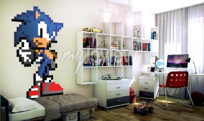Fototapete Sonic R