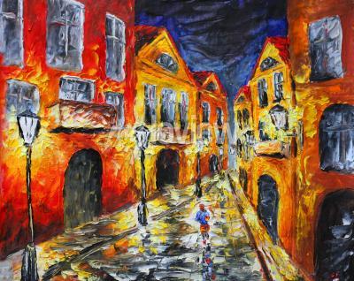 Bild Moderner Impressionismus