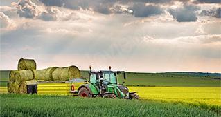 Landwirtschaftliche Fahrzeuge