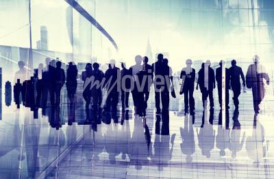 Bild Ethnische Zugehörigkeit Geschäftsmann oder Geschäftsfrau Fachberuf Büro Bürokonzept