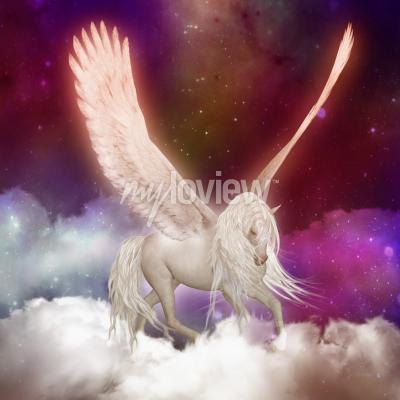Fototapete Pegasus