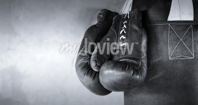 Fototapete Boxing gloves