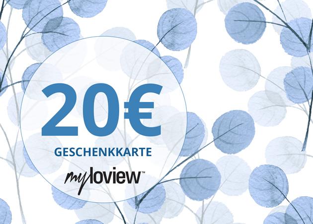Geschenkkarte 20 EUR