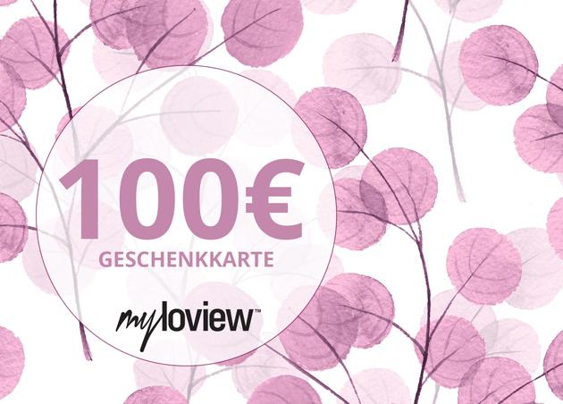 Geschenkkarte 100 EUR