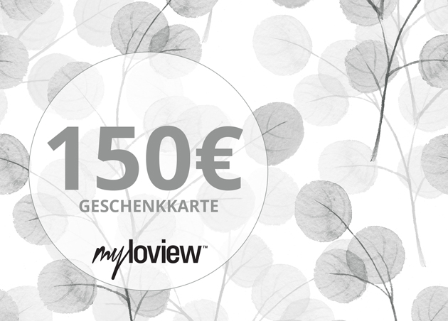 Geschenkkarte 150 EUR