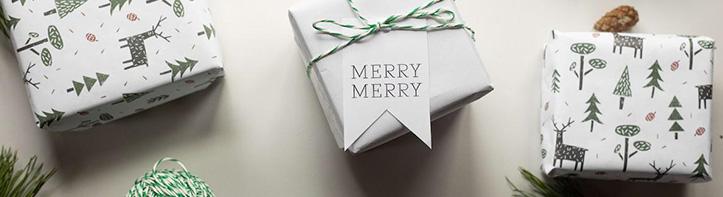 Weihnachtsgeschenk Geschenkkarte