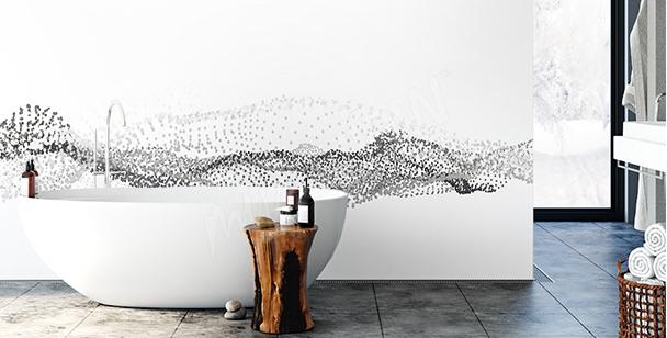 3D-Sticker Welle