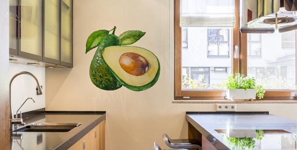 Sticker für die Küche Weintrauben