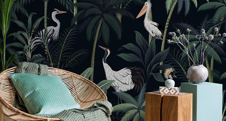 Der afrikanische Stil – entdecken Sie die wilde Natur in Ihrer Wohnung