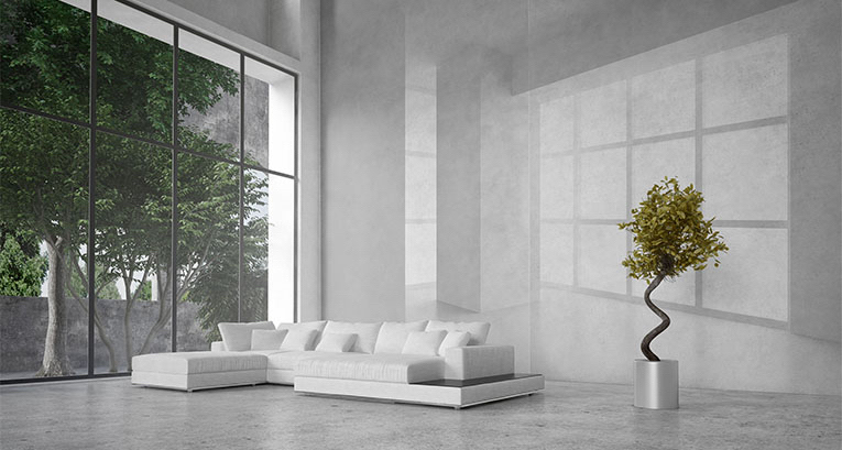 Tapeten für kleine Zimmer