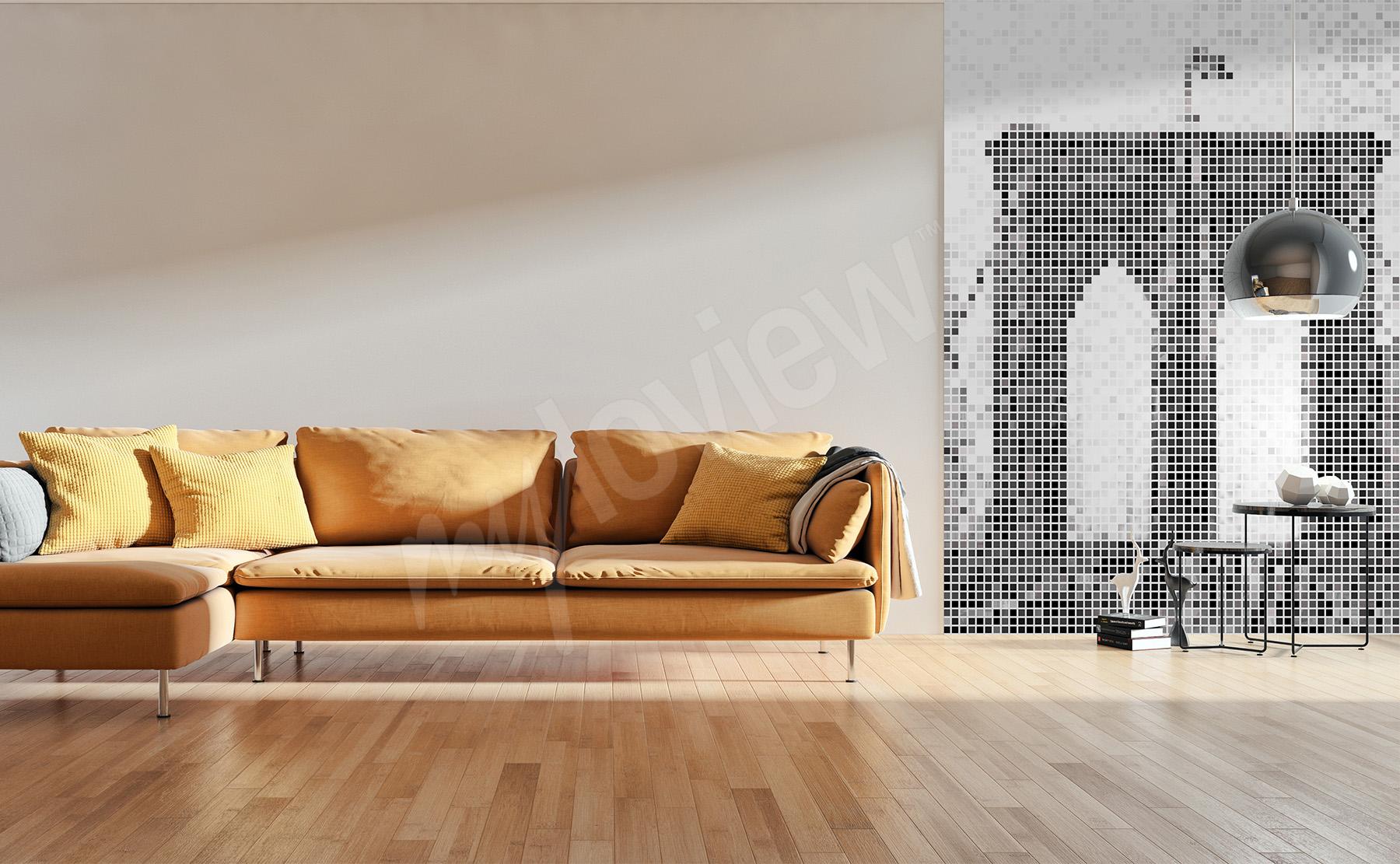 awesome fototapete wohnzimmer beige photos