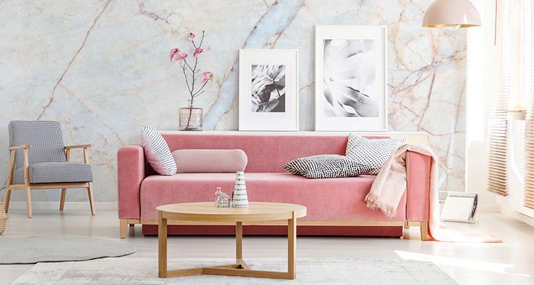 Marmor im Interieur – entdecken Sie, wie Sie ihn mit den Interior Design Trends 2019 kombinieren können
