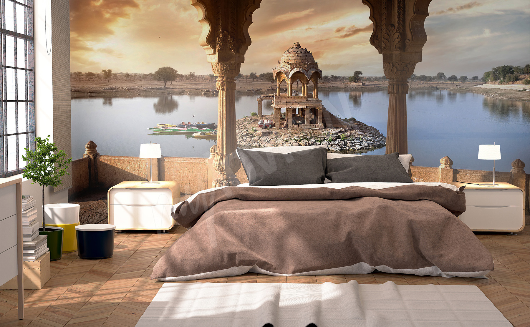 fototapeten nach kategorie st dte fototapete. Black Bedroom Furniture Sets. Home Design Ideas