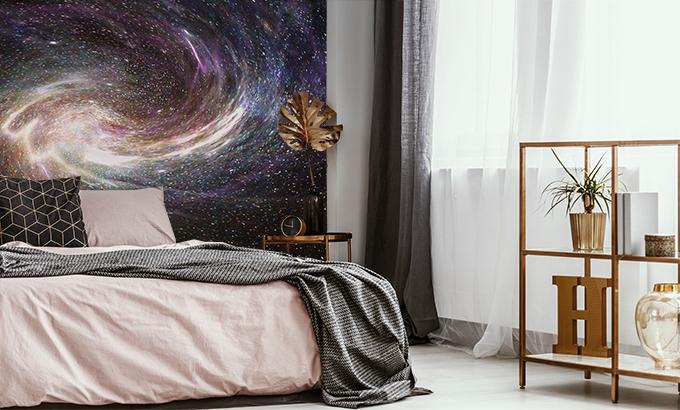 Fototapete Weltall – fantastische Wanddekorationen fürs Zuhause