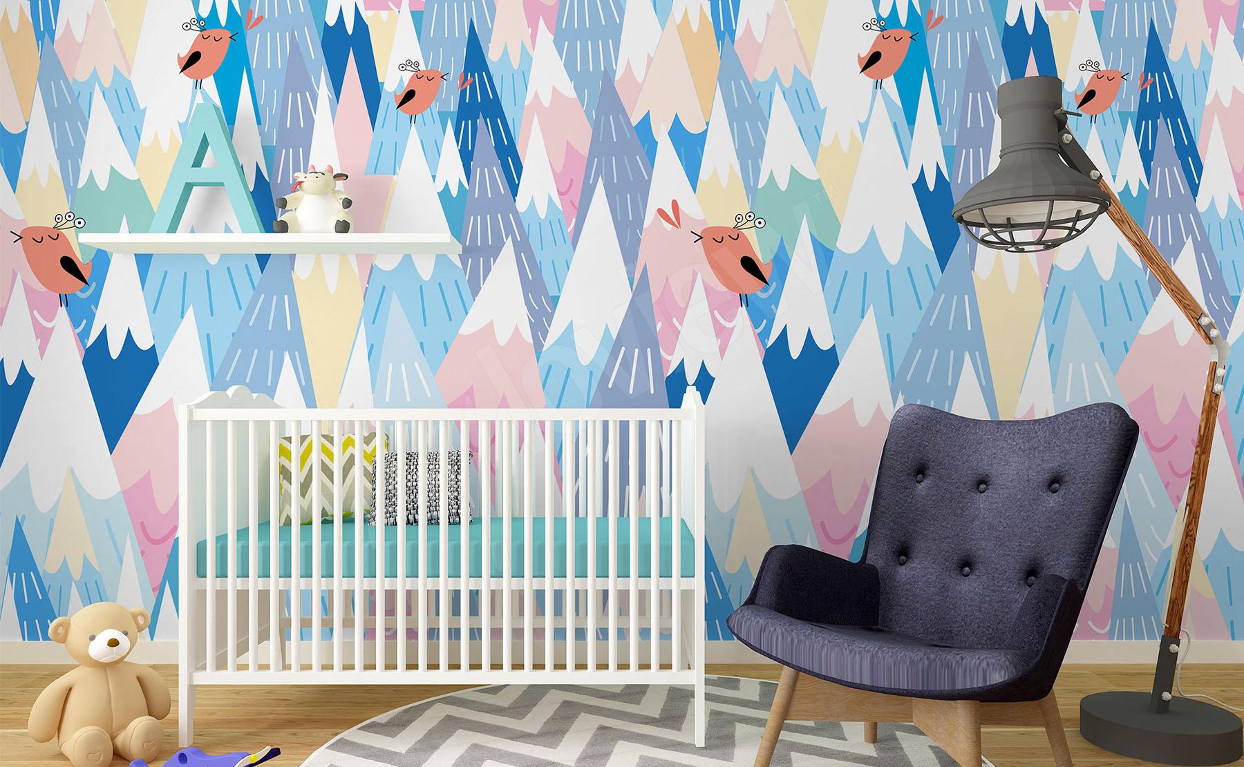 Zum Produkt · Fototapeten Pastell Für Kinderzimmer