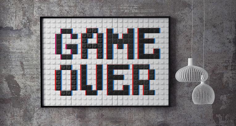 Game Poster – nicht nur für das Jugendzimmer