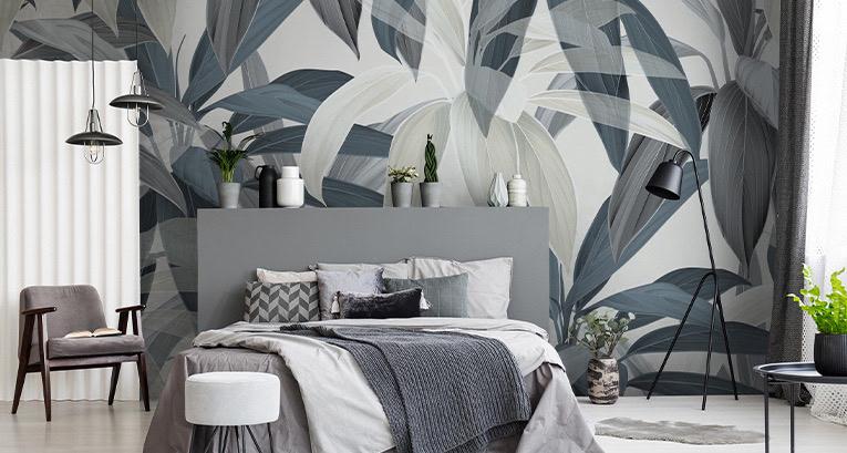 Ein graues Schlafzimmer – welche Accessoires bewähren sich hier am besten?