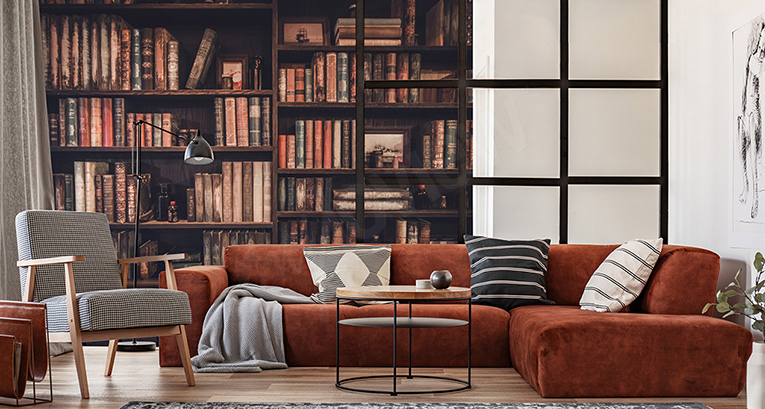 Hausbibliothek - Designs, in die sich jeder Bücherwurm verliebt!