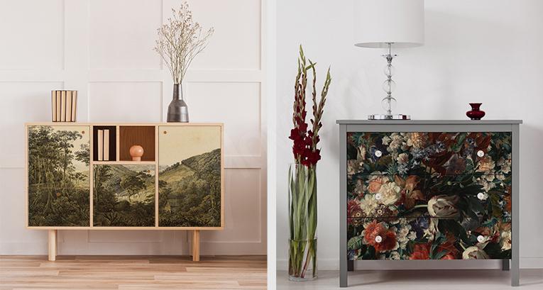 Deko für Regale, aber nicht nur – sehen Sie, wie Sie Ihr Interieur im Nu dekorieren können