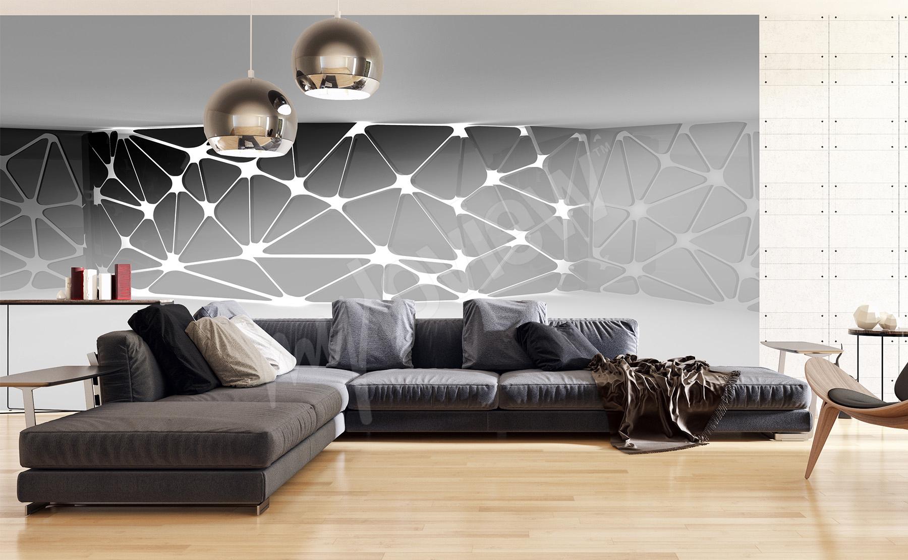fototapeten r umlich gr e der wand. Black Bedroom Furniture Sets. Home Design Ideas