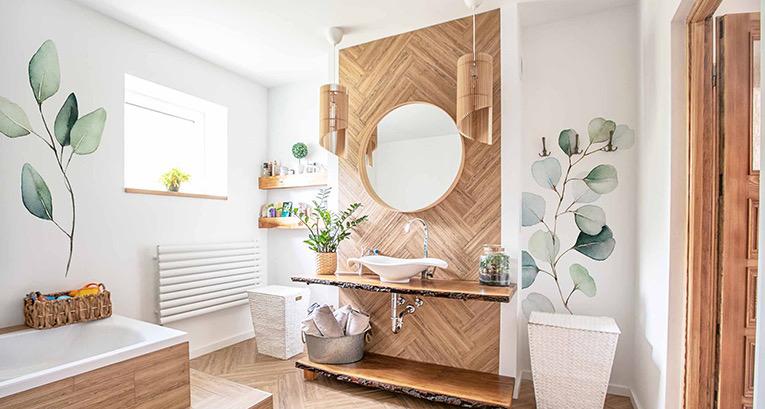 Wie kann man das Badezimmer renovieren, ohne Fliesen auszutauschen? Tolle Tipps