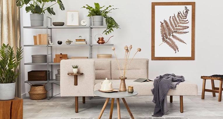 Einrichtungstipps für ein gemütliches und wärmer wirkendes Wohnzimmer
