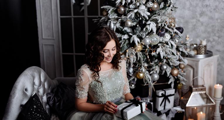 Weihnachten im Glamour-Stil – umgebe Dich mit Luxus! Du bist es dir wert!