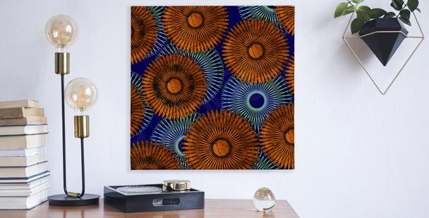 Bild Sonnenblumenkomposition