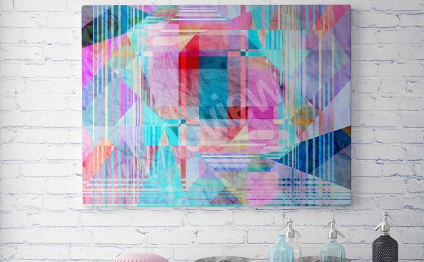 Bild Abstrakte Kunst
