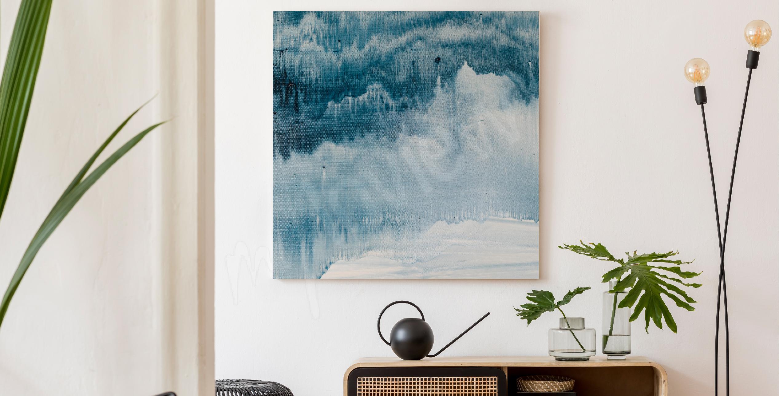 Bild abstrakte Malerei