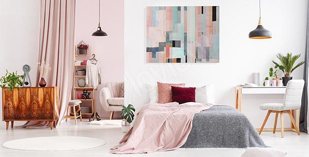Bild fürs Schlafzimmer Abstraktion