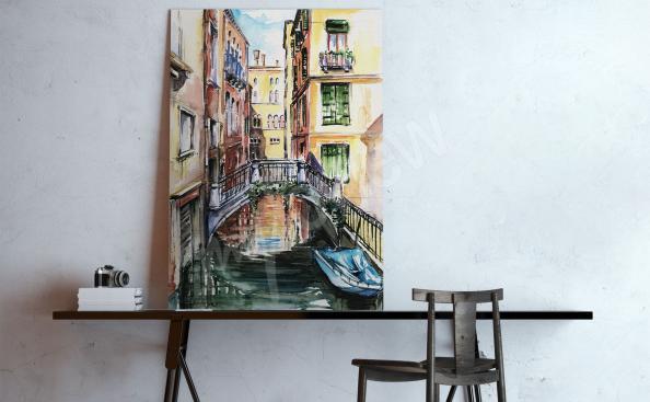 Bild Ansicht von Venedig