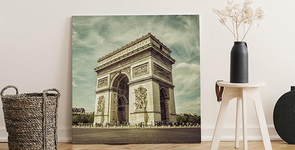 Bild Arc de Triomphe in Paris