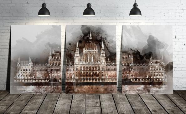 Bild Architektur von Budapest