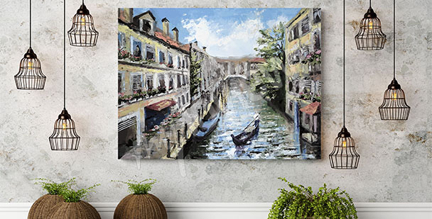 Bild Architektur von Venedig