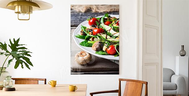 Bild Avocado-Salat