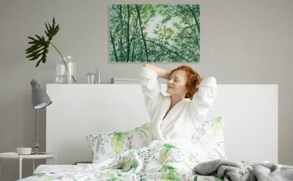 Bild Bambus fürs Schlafzimmer