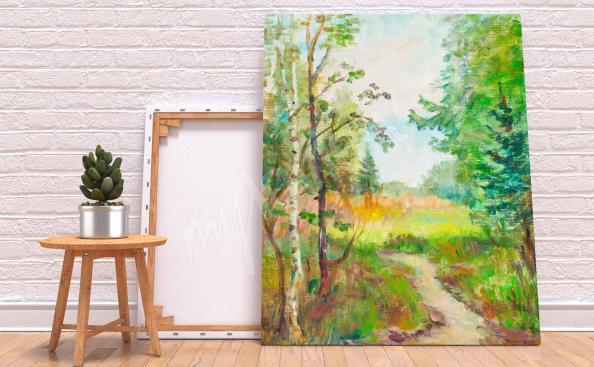 Bild Bäume und Waldpflanzen