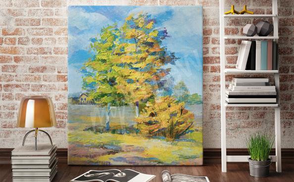 Bild Baummotive