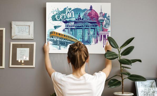 Bild Berlin und Denkmäler