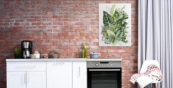 Stilvolles Küchenbild
