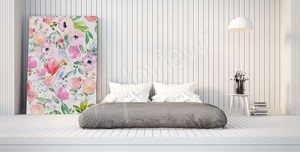 Bild Blumen fürs Schlafzimmer