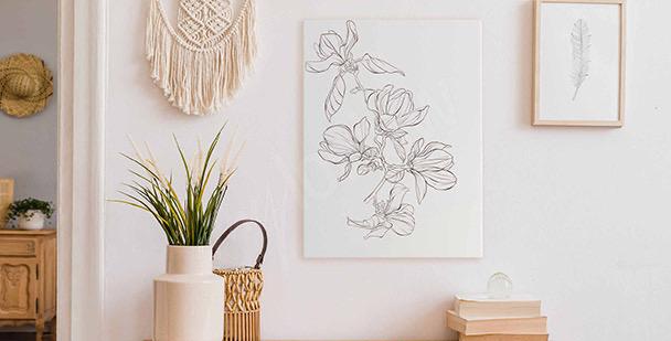 Bild Botanische Illustration
