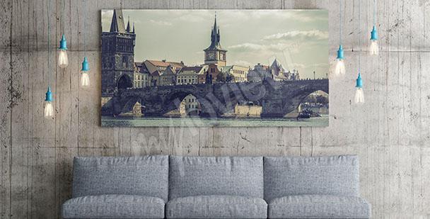 Bild die Karlsbrücke