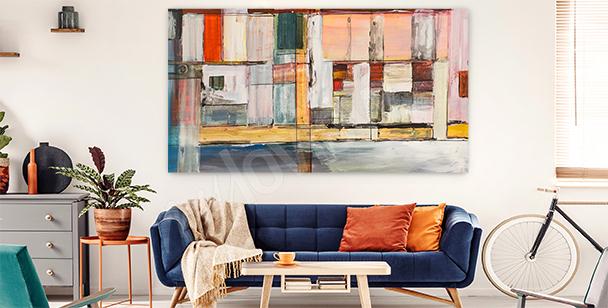 Bild abstraktes Expressionismus