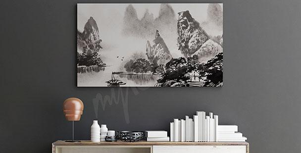 Bild für Vorzimmer Malerei