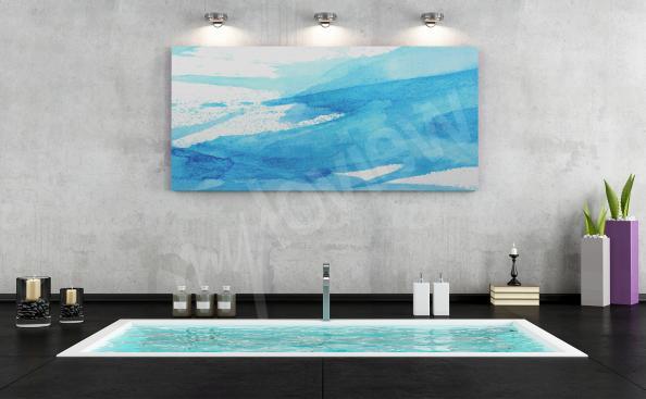 Bild fürs Badezimmer Malerei